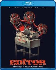 The Editor cover art
