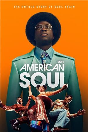 American Soul Season 2 cover art