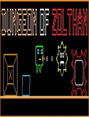 Dungeon of Zolthan cover art