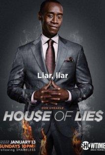 House of Lies Season 3 cover art