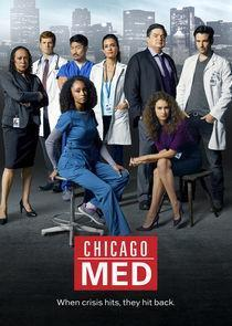 Chicago Med Season 2 cover art