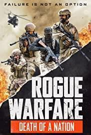 Rogue Warfare: Death of a Nation cover art