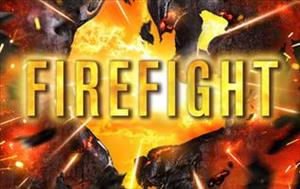 Firefight: A Reckoners Novel cover art