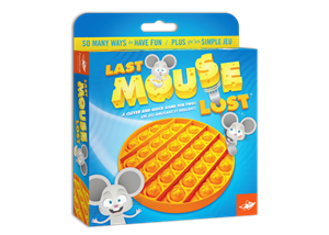 Last Mouse Lost cover art