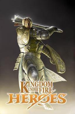 Kingdom Under Fire: Heroes cover art