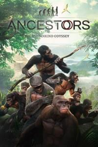 Ancestors: The Humankind Odyssey cover art