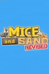 Of Mice and Sand: Revised cover art