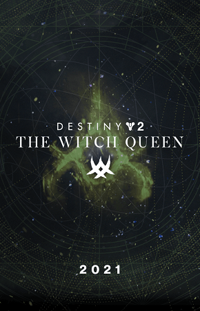Destiny 2: The Witch Queen cover art
