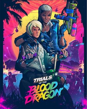 Trials of the Blood Dragon cover art
