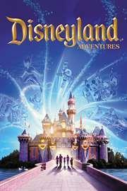 Disneyland Adventures cover art