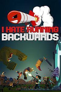 I Hate Running Backwards cover art