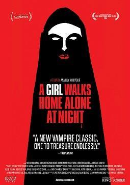 A Girl Walks Home Alone At Night cover art