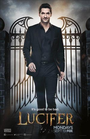 Lucifer Season 2 cover art