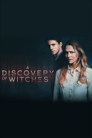 A Discovery of Witches Season 1 cover art