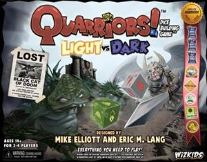 Quarriors! Light vs. Dark cover art