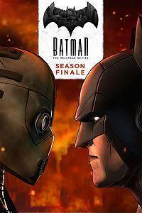 Batman: The Telltale Series Episode 5 - City of Light cover art
