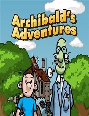 Archibald's Adventures cover art