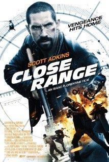 Close Range cover art
