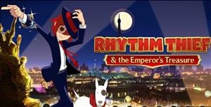 Rhythm Thief & the Paris Caper cover art