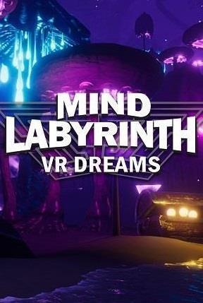 Mind Labyrinth VR Dreams cover art