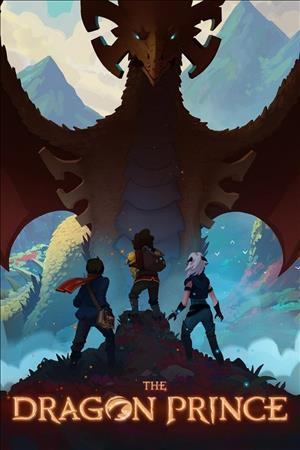 The Dragon Prince Season 2 cover art