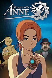 Forgotton Anne cover art
