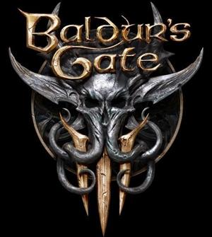 Baldur's Gate III cover art