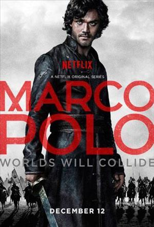 Marco Polo Season One cover art