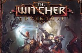 The Witcher Adventure Game cover art