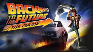 Back to the Future: The Game - 30th Anniversary cover art