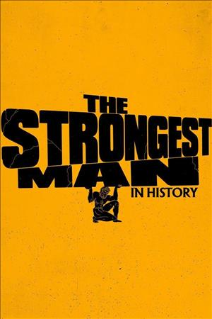 The Strongest Man in History Season 1 cover art