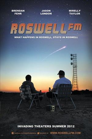 Roswell FM cover art