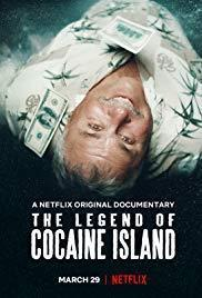 The Legend of Cocaine Island cover art