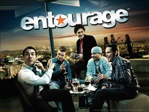 Entourage cover art