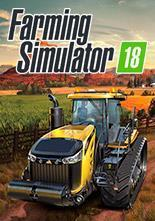 Farming Simulator 18 cover art