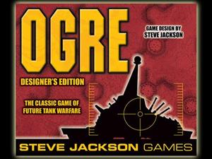 Ogre Designer's Edition cover art