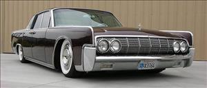 LINCOLN Continental cover art