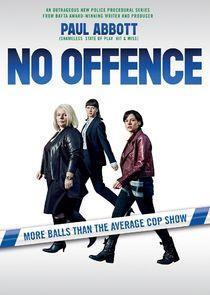 No Offence Season 2 cover art