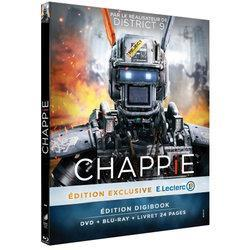 Chappie - DigiBook / E.Leclerc Exclusive Digibook cover art