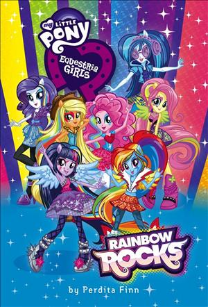 My Little Pony: Equestria Girls - Rainbow Rocks cover art