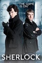 Sherlock Season 5 cover art