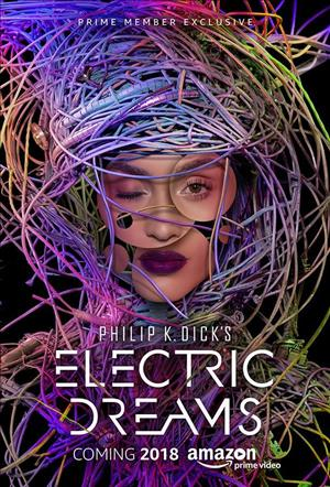 Philip K. Dick's Electric Dreams Season 1 cover art