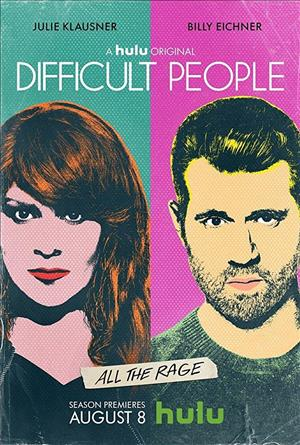 Difficult People Season 3 cover art