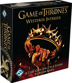 Game of Thrones: Westeros Intrigue cover art