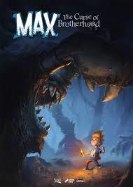 Max: The Curse of Brotherhood cover art