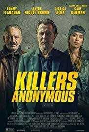 Killers Anonymous cover art