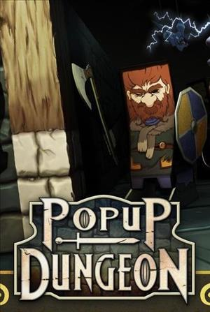 Popup Dungeon cover art