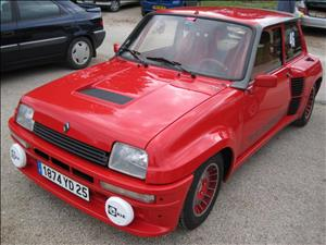 RENAULT 5 Turbo/Turbo 2 cover art