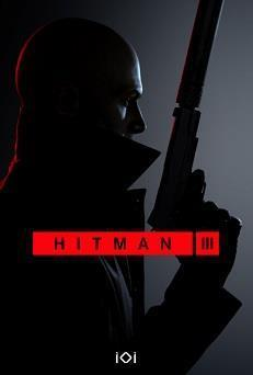 Hitman III cover art