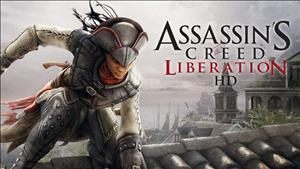 Assassin's Creed Liberation HD cover art